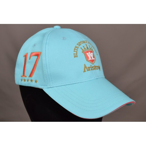 """Caquette turquoise """"VICTORY"""""""