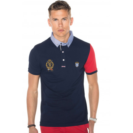 "Polo homme sport chic ""william"""