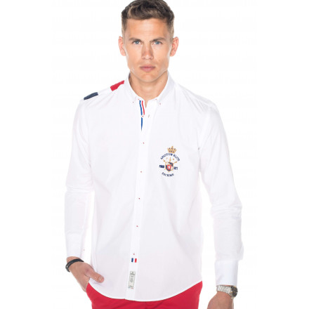 "Chemise homme sport chic ""louis"""