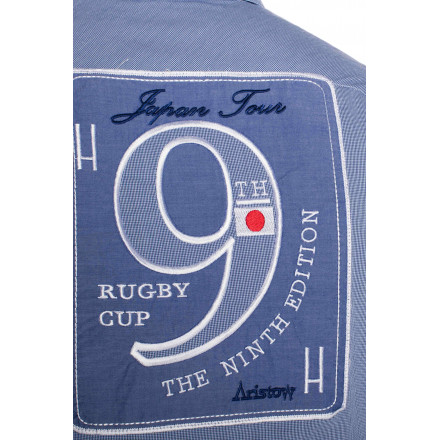 "Chemise rugby world cup ""jonah"""