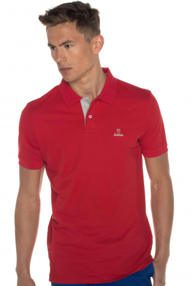 "Polo homme manches courtes ""london"""
