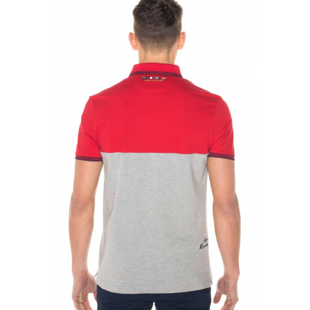 "Polo homme bicolore ""rogers"""