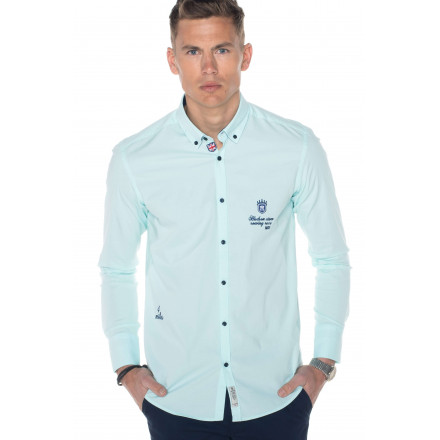 "Chemise style anglais ""william"""