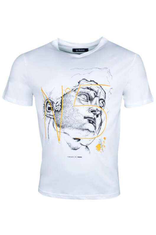 "T-shirt Zevaco X Aristow n°5 ""Le David"""